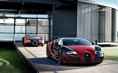 Bugatti Veyron po 10 rokoch končí! La Finale, posledný, 450. exemplár oficiálne odhalený
