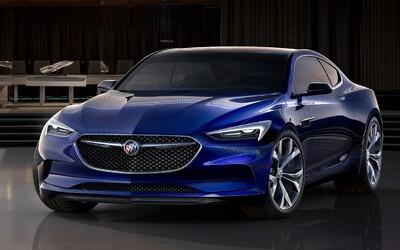 Buick na základoch nového Camara postavil skutočne atraktívne kupé Avista