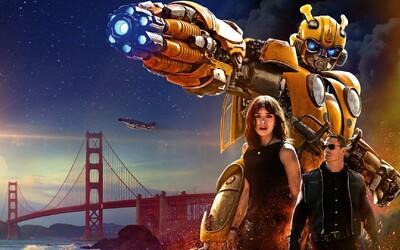 Bumblebee je nejlepším dílem série od dob prvních Transformers (Recenze)