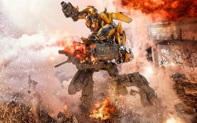Bumblebeeho spin-off sa začína natáčať už v auguste a šiesty diel Transformers uvidíme už možno o dva roky