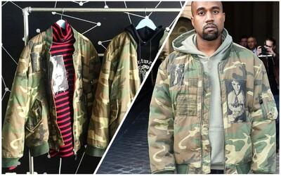 Bunda za milion: Kousek od Rafa Simonse, který nosil i Kanye West, se prodal
