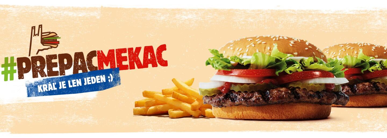 Burger King dorazí na Slovensko! Legendárne hamburgery ochutnáš už koncom novembra