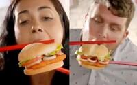 Burger King nařkli z rasismu. Reklamu na vietnamský burger musel stáhnout