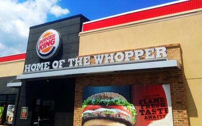 Burger King otvorí v Košiciach prvú prevádzku mimo hlavného mesta. Vedúcemu zmeny ponúka nadpriemerný plat