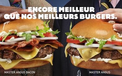 Burger King sa usiluje o michelinskú hviezdu. Nemáme saténové obrusy a strieborný príbor, jedlo si to však zaslúži, tvrdia