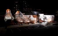 Burger King si v povedeném halloweenském žertíku vystřelil z McDonald's. Provozovnu převlékl za ducha svého konkurenta