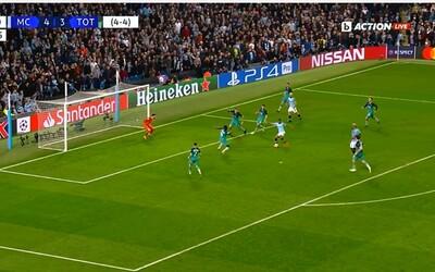 Byl to ofsajd! Guardiola se vztekal, ale postupový gól Manchesteru City přesto neplatil