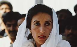 Byla první ženou v čele muslimské země. Bénazír Bhutto za svoji odvahu zaplatila životem
