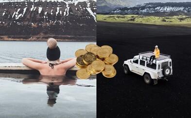Byt na Islandu, 3300 eur měsíčně a cestování po světě. Letní brigádu snů nabízí aerolinka dvěma talentovaným lidem