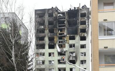 Bytovka v Prešove môže kedykoľvek spadnúť, uvažujú o jej zbúraní. Štát možno postaví dotknutým rodinám nový panelák