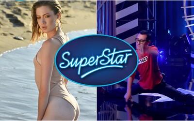 Bývalá misska, zlé rapové číslo a kung-fu pohyby priamo pred porotou. Aký bol prvý diel novej SuperStar?