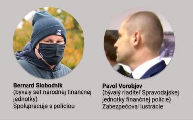 Bývalého policajného funkcionára Pavla Vorobjova prepustili z väzby