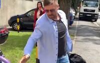 Bývalý fotbalista Tomáš Řepka byl propuštěn z vězení