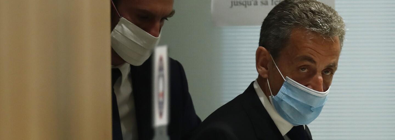 Bývalý francouzský prezident Sarkozy je vinen z korupce. Soud mu uložil trest tři roky vězení, z toho jeden nepodmíněně