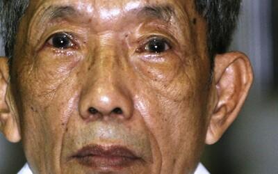 Bývalý šéf věznice Rudých Khmerů zemřel. Miminka nechal ubít k smrti a zabil přes 16 tisíc lidí