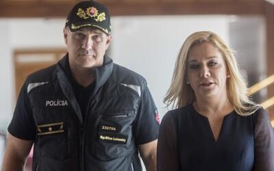 Bývalý slovenský policejní prezident Milan Lučanský se chtěl údajně ve vazbě oběsit. Refresheru to potvrdily tři nezávislé zdroje