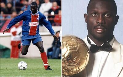 Bývalý útočník velkoklubů jako Chelsea nebo AC Milán a vítěz Zlatého míče byl zvolen prezidentem Libérie