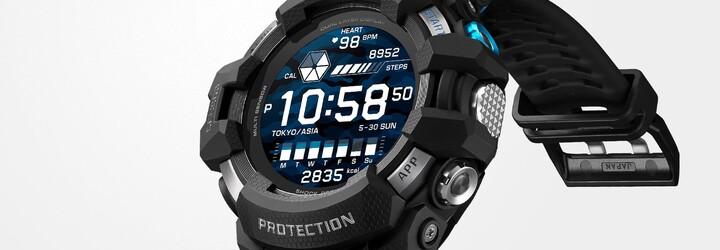 Casio predstavilo prvé ikonické G-Shock hodinky so systémom Google Wear OS. Majú duálny displej na šetrenie batérie