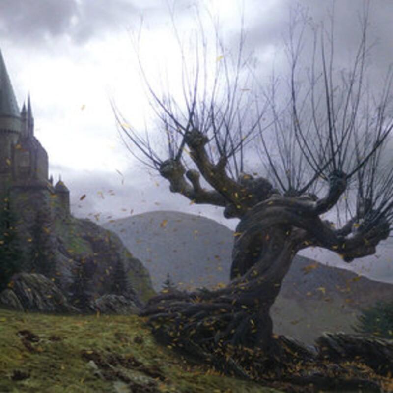 So zúrivou vŕbou majú skúsenosť z prvej ruky Ron a Harry. Pristáli v nej po divokej jazde lietajúcim autom v druhej časti série. Kto pôvodne vytvoril Zúrivú vŕbu a pre koho bola pôvodne určená?