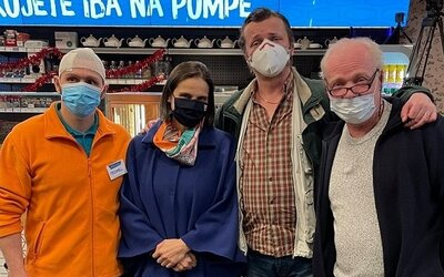 Riaditeľ RTVS chce trestať ľudí, ktorí sú zodpovední za diel Pumpy o Lučanskom. Rezník im chce znížiť platy.