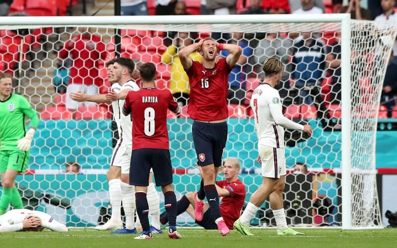 Anglie porazila Česko 1:0. Češi ve skupině končí třetí.