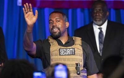 Kanye West pravdepodobne opäť kandiduje na prezidenta, vraj si najal tím politických poradcov.