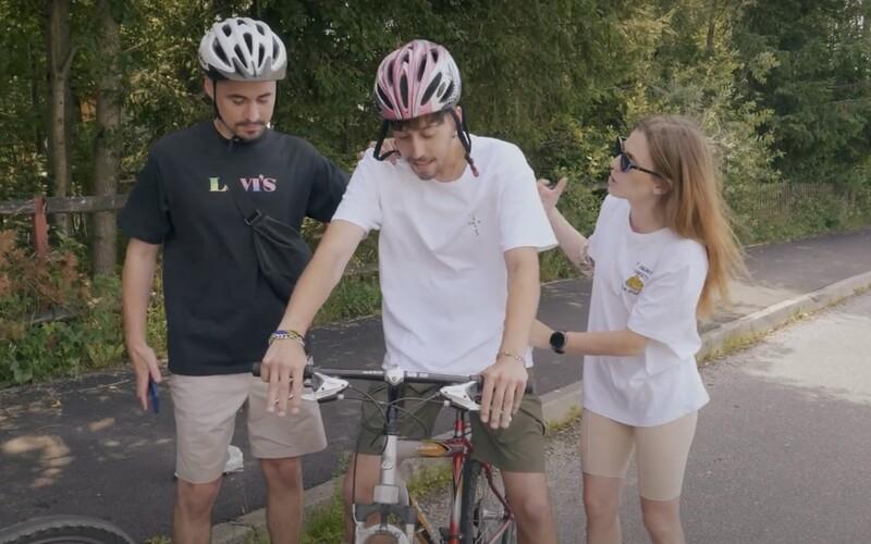 Šajmo sa konečne naučil bicyklovať. Dostal 50 eur, aby s nimi hospodáril čo najdlhšie, ako dlho mu vydržali? (Refresher Leto)