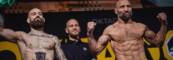 """Česká MMA legenda se vrací do boje: Petr """"Monster"""" Kníže si chce v Oktagonu dojít až pro titul (Rozhovor)"""