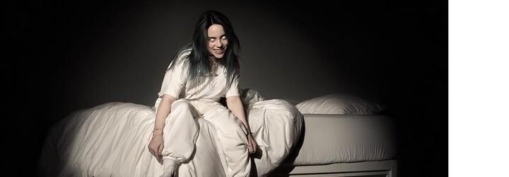Sedmnáctiletá senzace Billie Eilish vydává multižánrové debutové album plné znepokojivých momentů