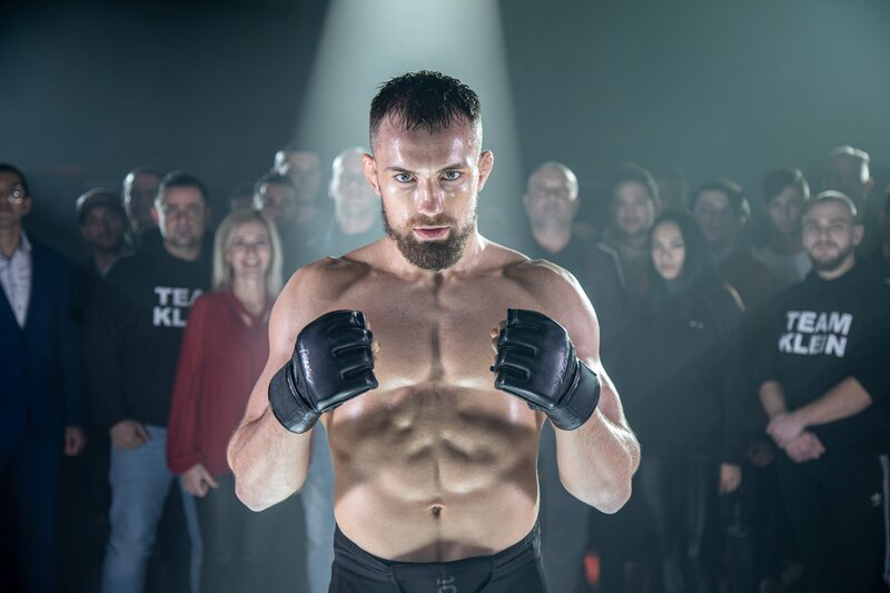 Aká je prezývka prvého Slováka v UFC Ľudovíta Kleina?