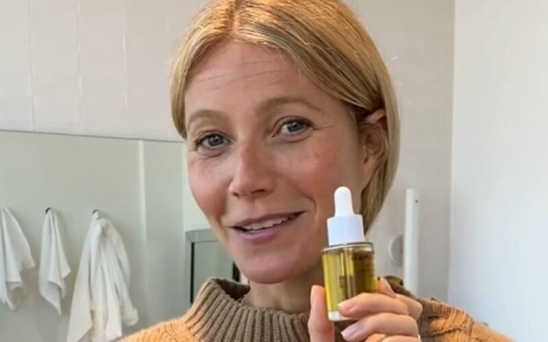 Sviečka s vôňou vagíny Gwyneth Paltrow vybuchla a vyprskla voňavý vosk a horúce plamene po celom byte.