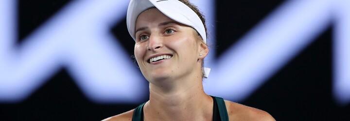Tenistka Markéta Vondroušová je ve finále dvouhry! Z olympiády k nám tak míří další zlato nebo stříbro