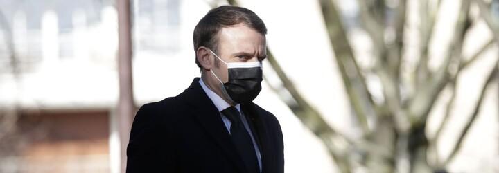 Francie od soboty zavádí měsíční lockdown. Omezí pohyb do 10 kilometrů od bydliště