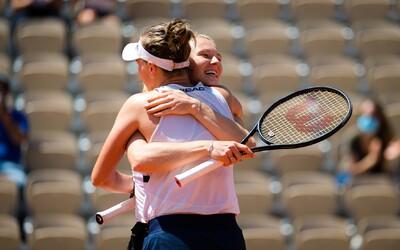Fantazie! Krejčíková a Siniaková s přehledem ovládly finále čtyřhry na French Open.