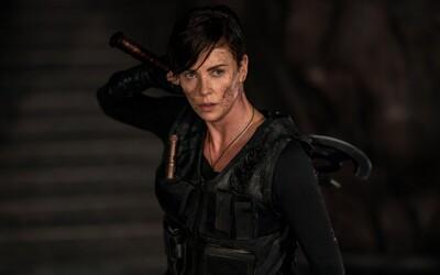 Charlize Theron je špičková vražedkyně. Sleduj první trailer pro The Old Guard od Netflixu.