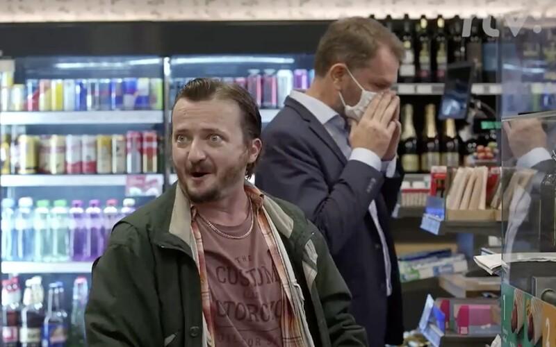 VIDEO: Matovič zavítal na Pumpu. Keď mi niekto povie, čo mám povedať, tak to nepoviem, herec by som nemohol byť, odkazuje.