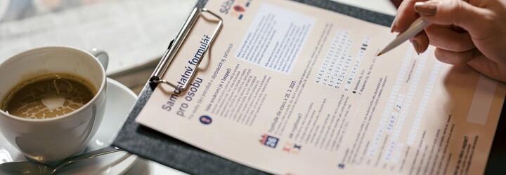 Sčítání lidu 2021: Komisaři začali roznášet papírové formuláře, sečíst se lze i na poště
