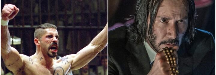 Ve filmu John Wick 4 bude Yuri Boyka. Herec Scott Adkins se připojuje k mistrům bojových umění a nás čekají epické souboje