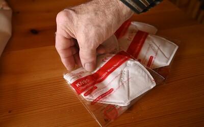 13 tisíc zlínských seniorů nad 70 let obdrží od města respirátory zdarma.
