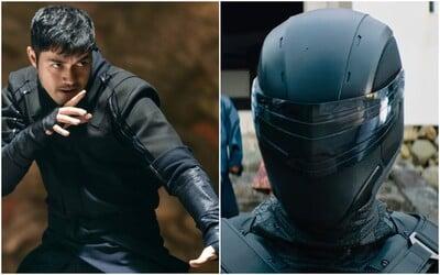 Snake Eyes odhalí, jak vznikla legenda G. I. Joe. V akčním blockbusteru se proti sobě postaví ninjové a vrazi.