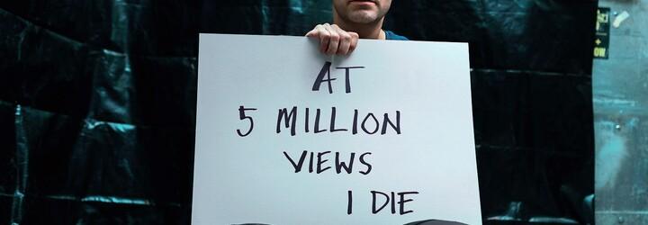 Pokud tohle video dosáhne 5 milionů zhlédnutí, zavraždí mě. Nový hit z Netflixu tě přinutí vyšetřovat vlastní hlavou