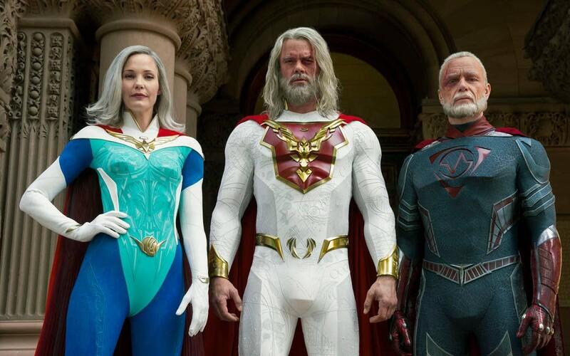 Superhrdinovia na dôchodku od Netflixu napravujú chyby svojich detí. Spoja sily proti zlu, ktoré ohrozuje ľudstvo?
