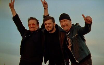 Takto zní hymna fotbalového mistrovství Evropy 2020, za kterou stojí Bono Vox, Edge a Martin Garrix.