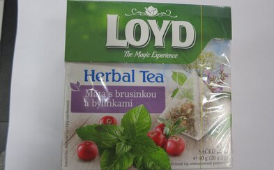 Čaj s halucinogeny přímo z potravin? Zákazníci si jej mohli koupit v českém řetězci, tomu nyní hrozí pokuta