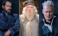 Čaká nás vo Fantastic Beasts 2 zobrazenie Dumbledorovej homosexuality? Tvorcovia majú na danú vec jasný názor