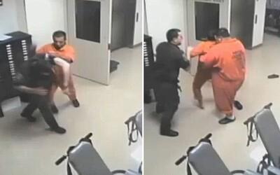 Čakal na prepustenie, ale ešte pred tým zachránil strážnika, ktorého napadol iný väzeň. Robert ukázal, že väzenie z teba zlého človeka nerobí