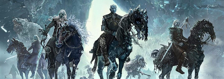 Čekání je téměř u konce. Video plné draků a smrti láká na nedělení premiéru 6. série Game of Thrones!