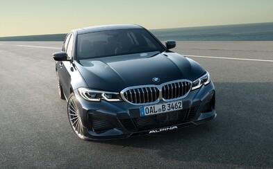 Čekání na novou M3 zkracuje Alpina B3 s výkonem až 462 koní