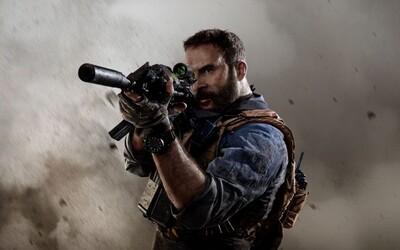 Call of Duty: Modern Warfare vychází už tento měsíc. Explozivní trailer slibuje nezapomenutelný válečný zážitek