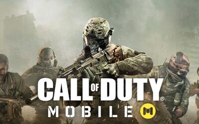 Call of Duty přichází na mobily. Bude konkurovat PUBG a Fortnite